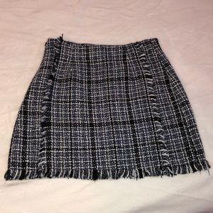 Dresses & Skirts - Shein Plaid Mini Skirt